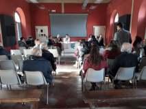 Presentazione del libro a Servigliano. Casa della Memoria