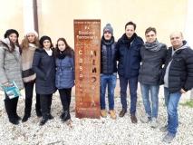 La compagnia Irena Sendler presso la Casa della Memoria