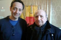Roberto Giordano e il Partigiano Moretti