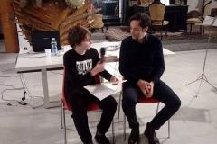 Genova 2018 - Intervista per Tgcom24 ragazzi