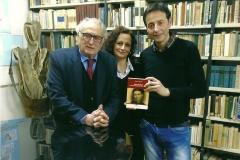 Associazione Maksim Gorkij. Con il Presidente Salvatore Marino