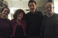 Federica Aiello, Carmen Sicignano, Roberto Giordano, Mimmo Bencivenga