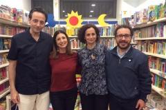 Libreria Tasso (Sorrento) Roberto Giordano, Francesca Attanasio, Federica Aiello, Antonino Minieri