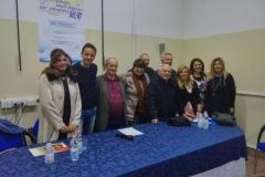 SeLF Secondigliano Libro Festival (Prof. Salvatore Testa). Dialogo interreligioso per abbattere i muri, presso l'istituto Vittorio Veneto di Secondigliano.
