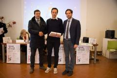 Museo Palatucci (Campagna). Con Marcello Naimoli (presidente del Museo) e Michele Aiello (vice Presidente)