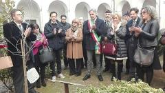 Museo Palatucci, in occasione delle celebrazioni per la Giornata dei Giusti.