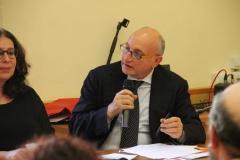 Il Console onorario della Repubblica di Polonia in Napoli, Dott. Dario Dal Verme.